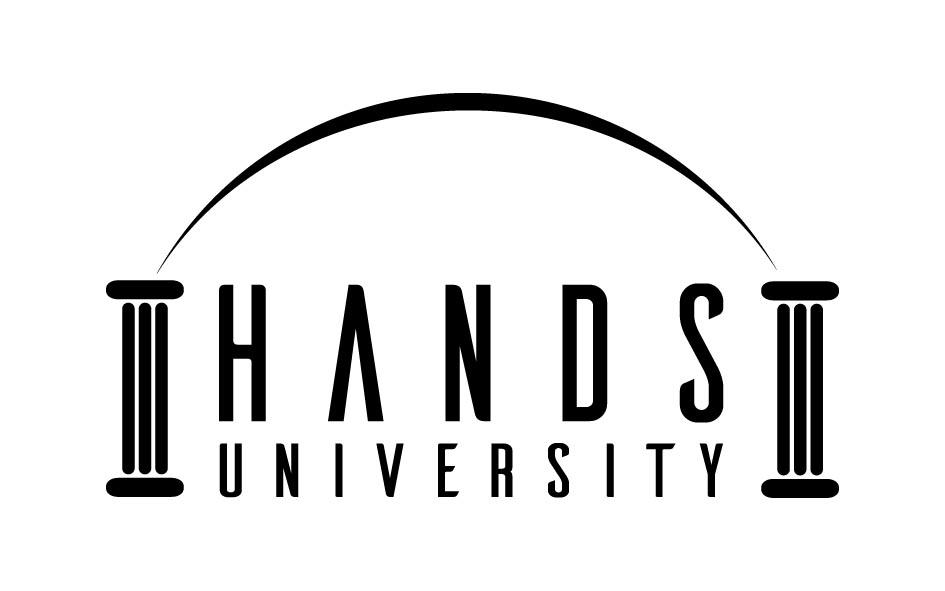 hands university umbrella