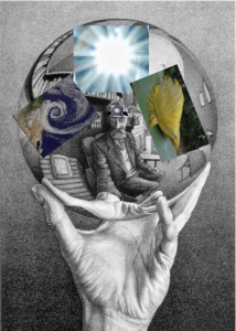 escher-mirror-global-self-portrait